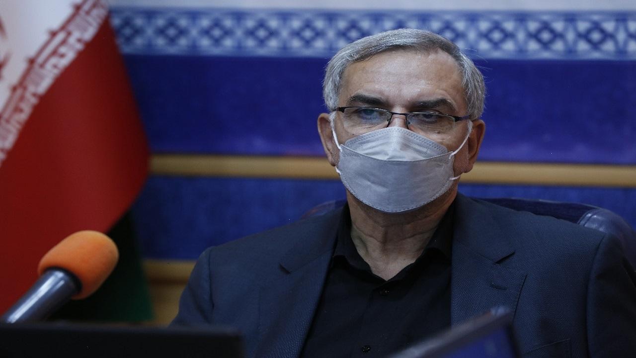 شرط حضور در استادیومهای ورزشی از زبان وزیر بهداشت