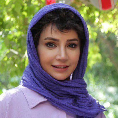 تست گریم شبنم قلی خانی در سریال جدیدش /عکس