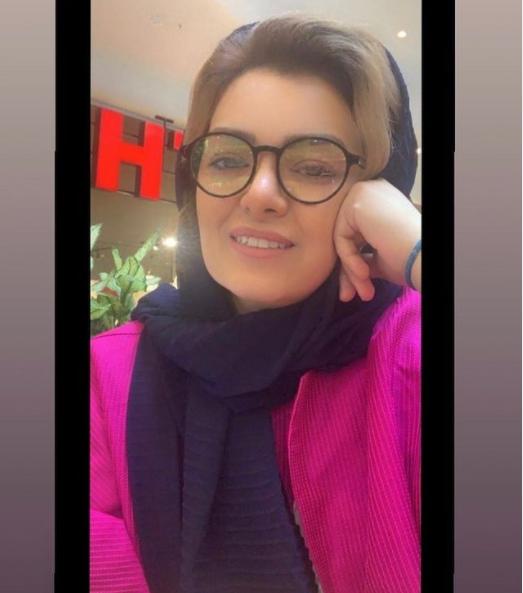 همسر مجید صالحی