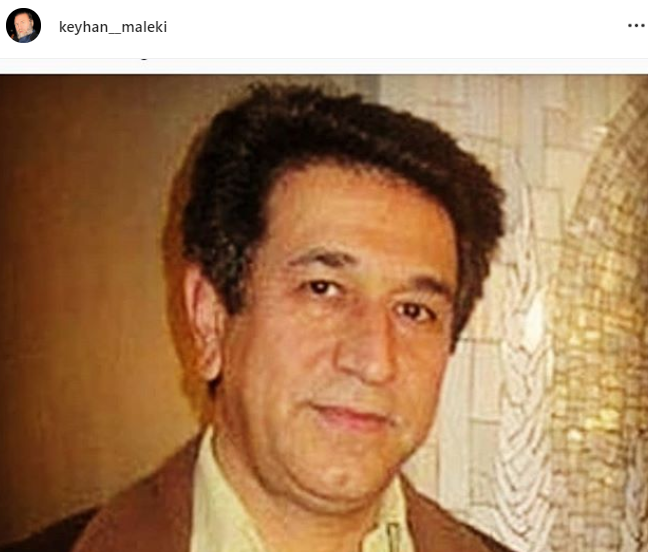 کیهان ملکی