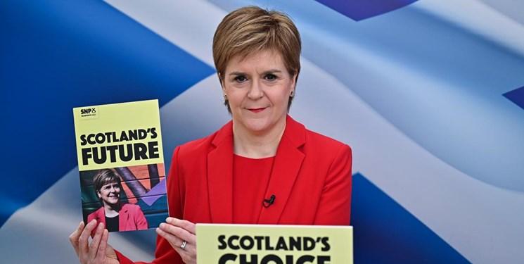 همهپرسی در اسکاتلند برای جدایی از انگلیس