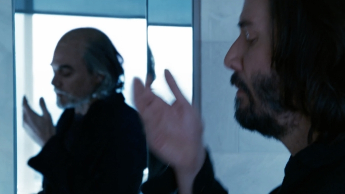 کیانو ریوز در «ماتریکس ۴»+ عکس