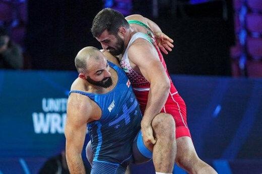 احتمالات قهرمانی ایران در جام جهانی کشتی آزاد
