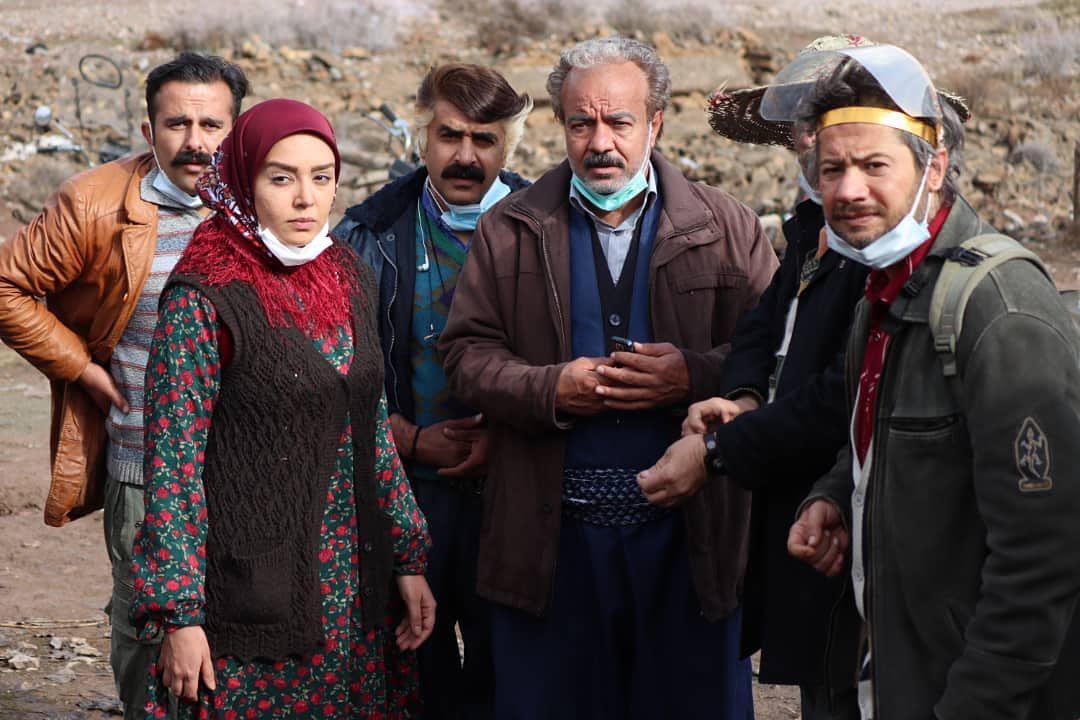 سعید آقاخانی در سریال نون خ 3