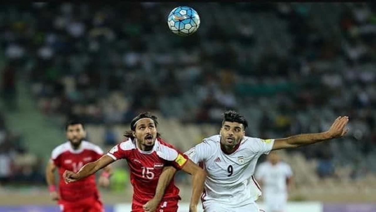 ترکیب تیم ملی فوتبال سوریه برای بازی ایران اعلام شد