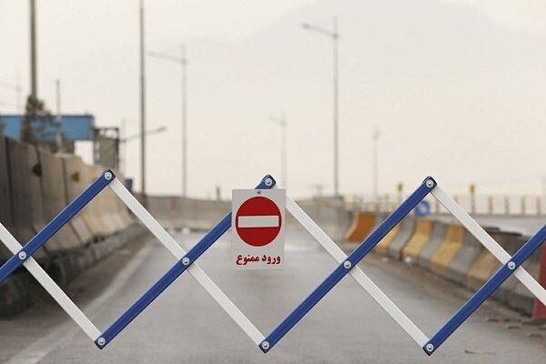 محدودیت های تردد در کدام شهرها اجرایی می شود؟