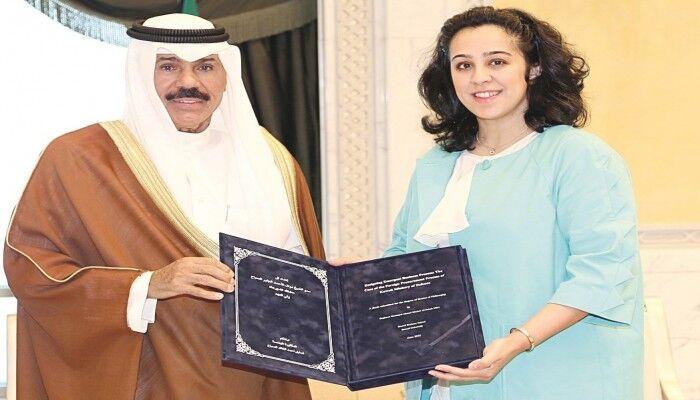 یک زن به عنوان دستیار وزیر دفاع کویت منصوب شد