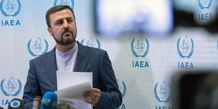 درخواست ایران از آژانس اتمی از زبان غریب آبادی