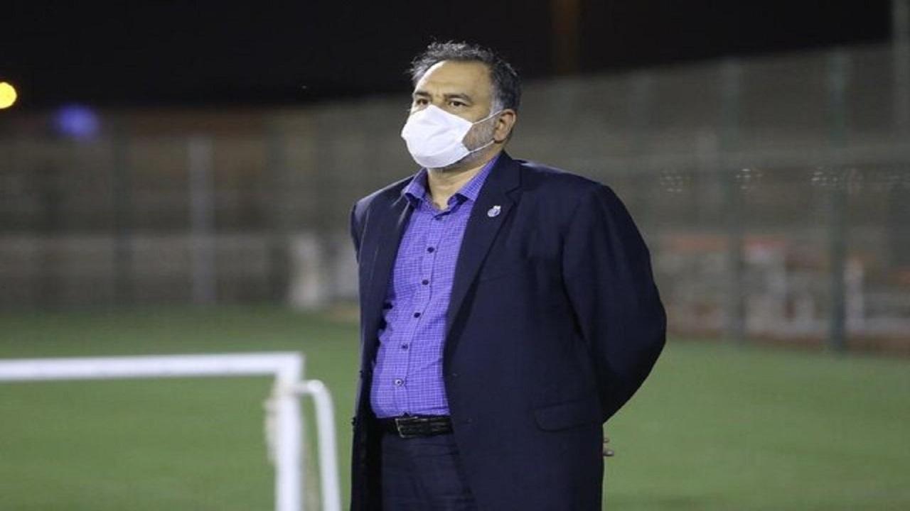 مدیرعامل باشگاه استقلال به امارات نمی رود