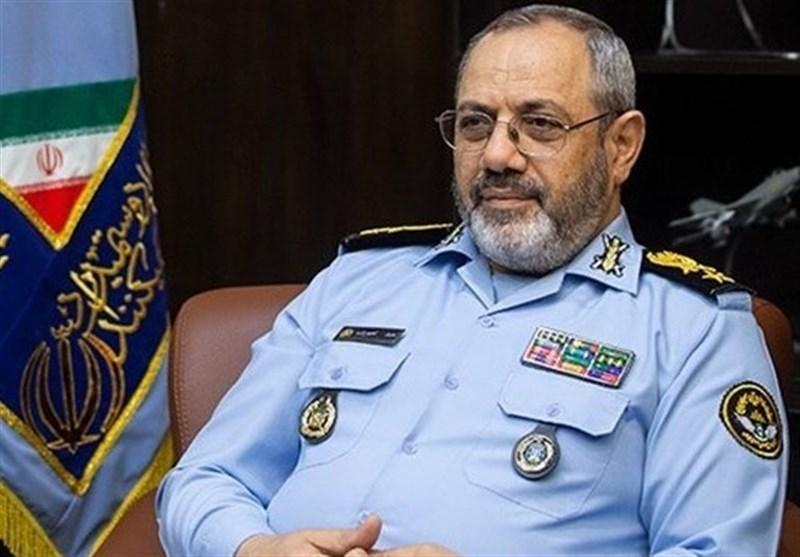 هشدار مهم فرمانده نیروی هوایی ارتش درباره امنیت کشور