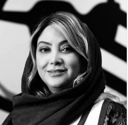 لبخند نمکین مریم سلطانی /عکس