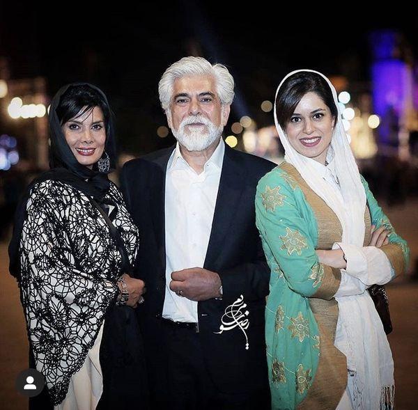 عکس خانوادگی عاطفه رضوی /عکس