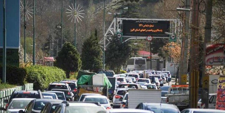 آخرین وضعیت ترافیکی جادههای کشور 17 شهریور 1400