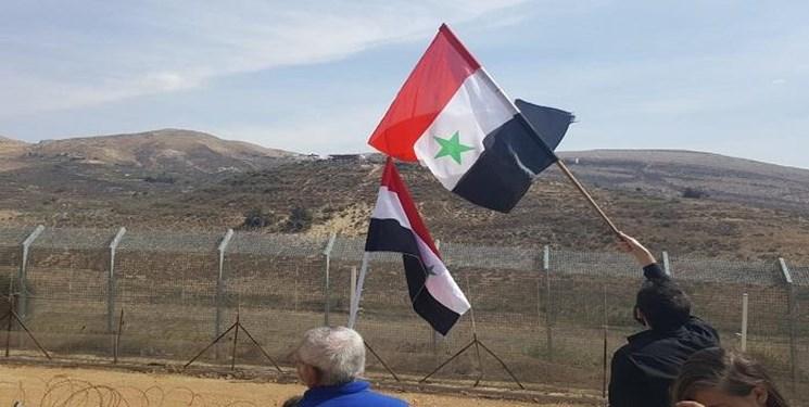 جولان دیر یا زود به آغوش سوریه باز خواهد گشت