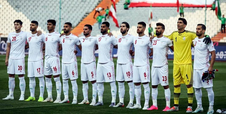 ترکیب تیم ملی مقابل هنگ کنگ