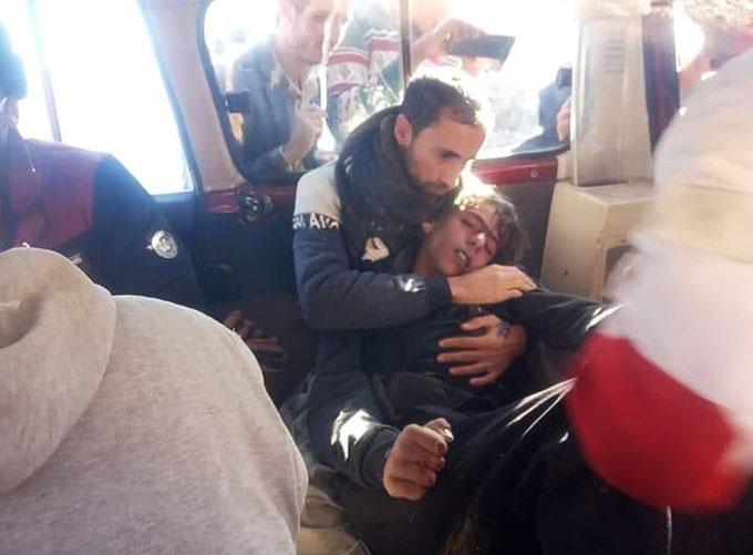 مرگ کولبر کردستانی