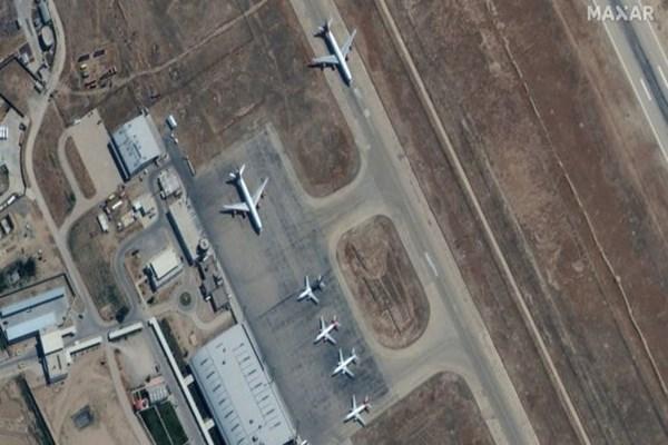 طالبان جلوی خروج 6 هواپیمای آمریکایی را گرفت