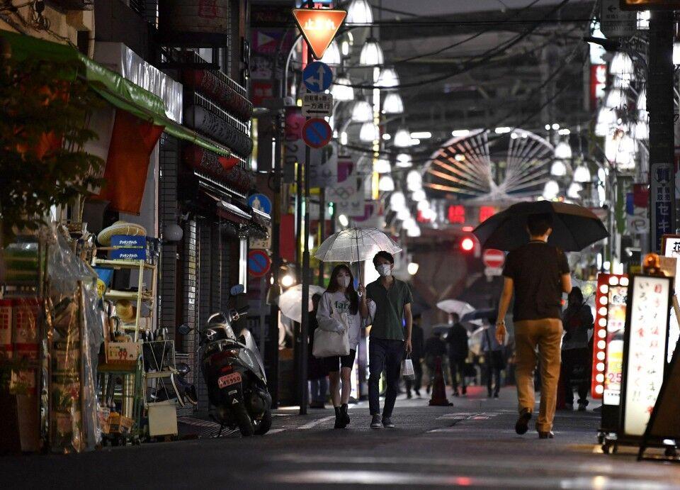 تمدید وضعیت اضطراری در ژاپن