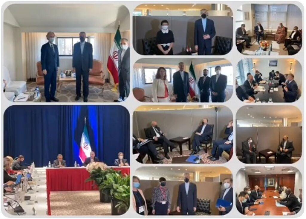 ایران از گفت وگوی نتیجه محور استقبال میکند