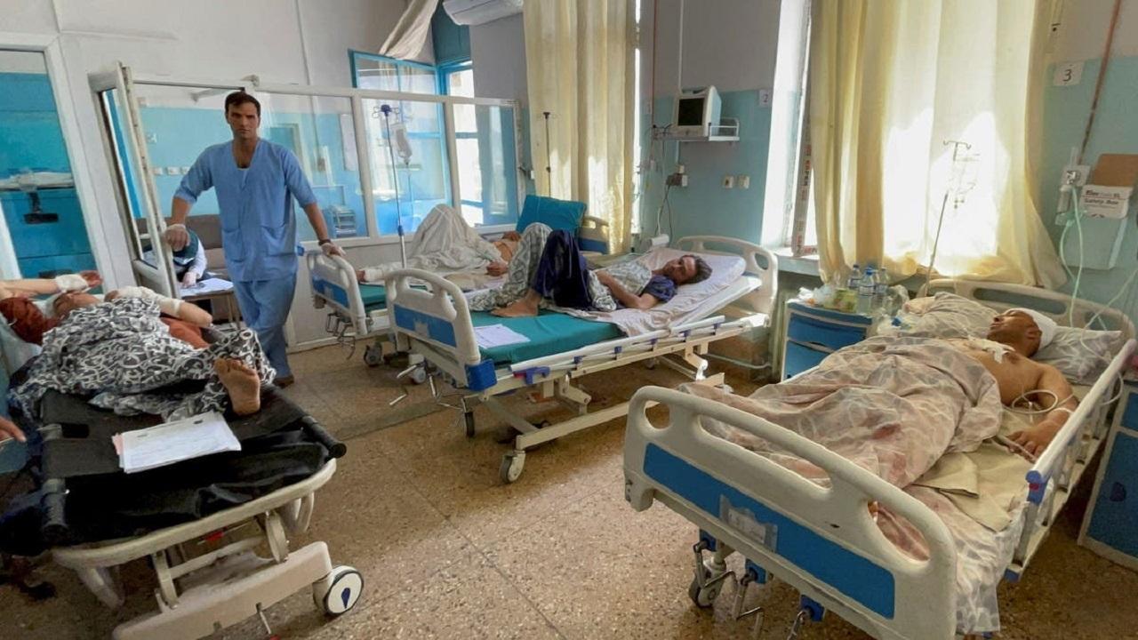 وضعیت اسفناک بهداشت و درمان در افغانستان