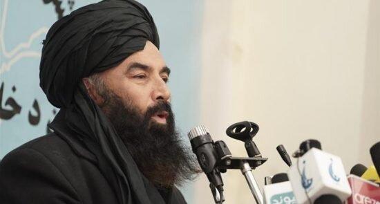 تمایل طالبان برای ایجاد روابط با ایران و پاکستان