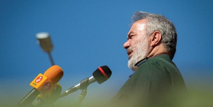 سردار فدوی: اظهارات مقام رژیم صهیونیستی پرت و پلاست