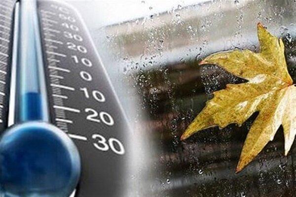 وضعیت آب و هوا در ۲۳ شهریور ماه/ افزایش ابر و بارش پراکنده باران در برخی نقاط گیلان و مازندران