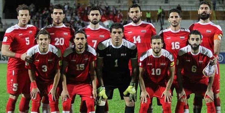 تساوی تیم های امارات و سوریه در انتخابی جام جهانی