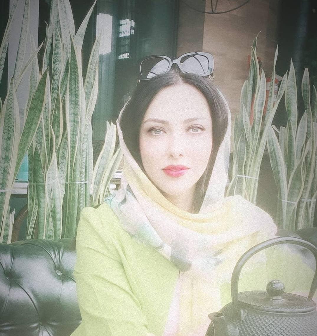 تشبیه جالب لیلا اوتادی از رابطه بین افراد /عکس