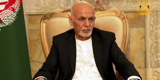 اشرف غنی میخواست طالبان بخشی از دولت او باشند