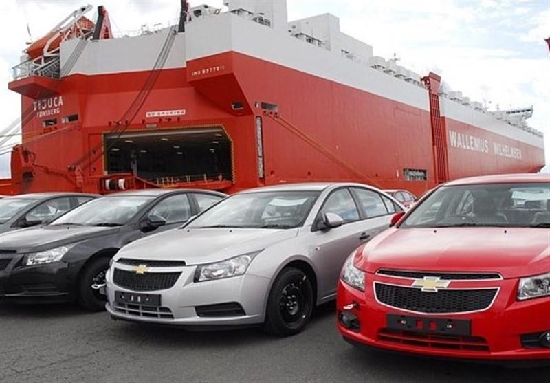 جدیدترین قیمت خودرو های وارداتی در بازار