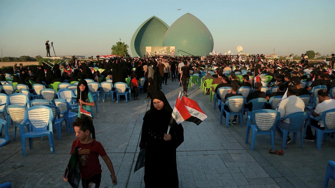 زمان اعلام نتایج اولیه انتخابات عراق