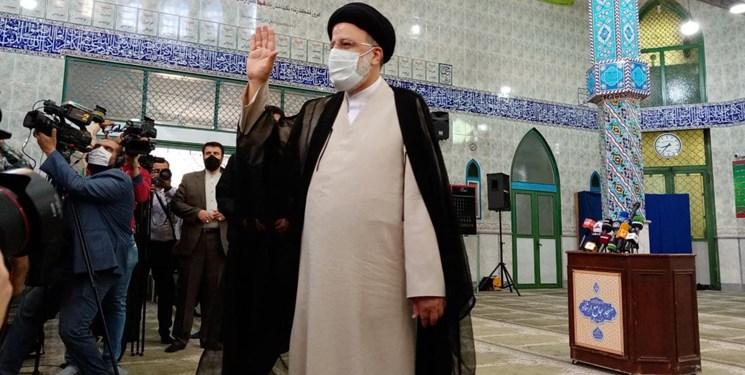 سید ابراهیم رئیسی در انتخابات