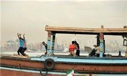 توقیف یک شناور متعلق به عربستان سعودی در آب های ایران