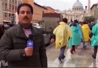 خبرنگار صداوسیما در رم بازداشت شد