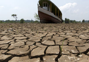 اینفوگرافیک/ خشکسالی در سیستان و بلوچستان