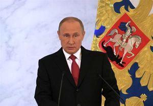 واکنش پوتین به تصویب تحریمهای جدید علیه روسیه