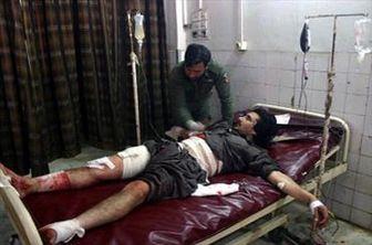 ۸ کشته و زخمی بر اثر انفجار در پاکستان