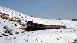 آخرین وضعیت مسافران قطار مشهد به تهران
