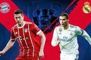 ترکیب احتمالی بایرن مونیخ و رئال مادرید +عکس