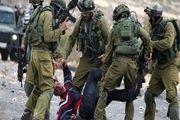 ترس نظامیان صهیونیست از یک کودک!