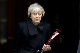 نخست وزیر انگلیس تهدید شد