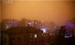 دمای هوای تهران خنک میشود