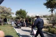 طرح جمع آوری کارتن خوابها و معتادین متجاهر در تهران اجرا شد