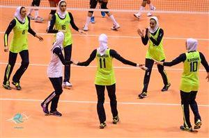 صعود ۷۶ پلهای والیبال بانوان ایران در رنکینگ جهانی