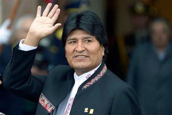 مورالس: به بولیوی برمیگردم و در انتخابات سنا نامزد میشوم