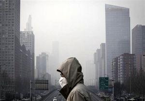 کیفیت هوای 8 مرکز استان کشور ناسالم شد