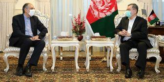 امینیان: ایران از موضع دولت افغانستان در مذاکرات صلح حمایت میکند