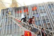 آتشنشانی بجنورد برای خرید نردبان ۵ میلیارد تومان اعتبار نیاز دارد