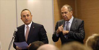نشست سهجانبه ترکیه، سوریه و روسیه در مسکو